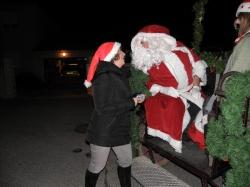 Père Noël 2014 Beaulieu